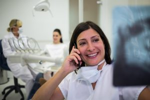 Call tracking for dentists