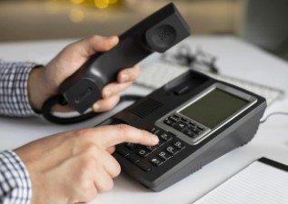 call center call tracking photo