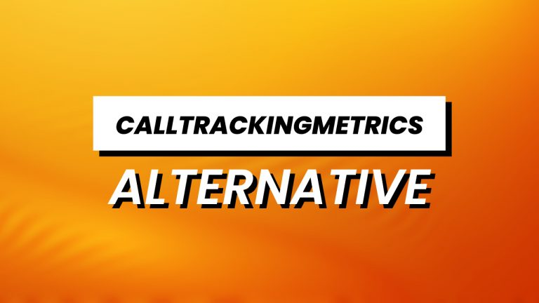 calltrackingmetrics alternative